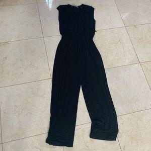 Michael Stars Sz Large NWOT black jumpsuit